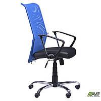 Кресло офисное АЭРО высокая спинка, крестовина Хром; сетка Сетка