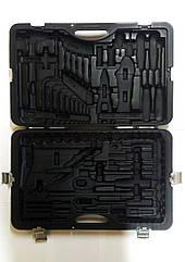 Кейс для набора на 142 пр. (пустой) Force PO41421