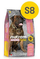 S8 Nutram Sound Large Breed Adult Dog 13,6кг-корм для собак крупных пород
