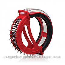 Тендерайзер для мяса колесо, прибор для отбивания мяса Meat Tenderizer, фото 3