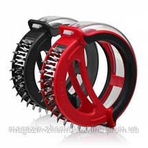 Тендерайзер для мяса колесо, прибор для отбивания мяса Meat Tenderizer, фото 2