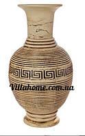 Греческая декоративная ваза для сада. Высота 52 см. Оптом/розницу