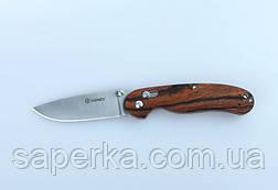 Нож Ganzo дерево G727M-W1, фото 2