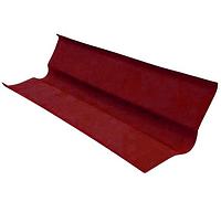 Конек (гребень) Ондулин (Onduline) красный