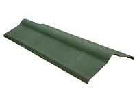 Конек (гребень) Ондулин (Onduline) зеленый
