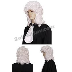 Парик судьи (букли)