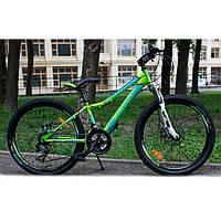 """Горный одноподвесный велосипед  Crosser 24"""" Force G-FR"""