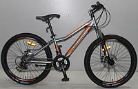 """Горный велосипед  Crosser 24"""" дюйма Force"""