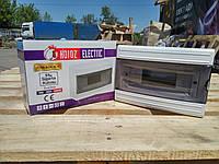 Щиток Horoz Electric на 9 модулей накладной Fuse Box-S/9
