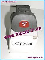Кнопка аварийки Renault Clio II Польша FG62520