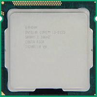 Б/У Процессор Intel Core i3-2125 3.3GHz/5GT/s/3MB s1155 Tray, tray