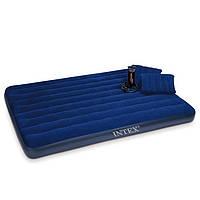 Матрас надувной Intex 68765, 203х152х22 см
