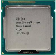 Б/У Процессор Intel Core i3-3240 3.4GHz/5GT/s/3MB (BX80637I33240) s1155 Tray