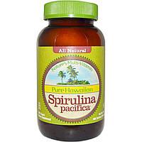 Чистая гавайская тихоокеанская спирулина Nutrex Hawaii, 500 мг, 400 таблеток