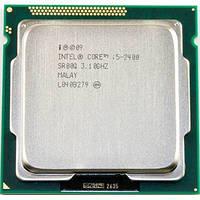 Б/У Процессор Intel Core i5-2400 3.10GHz/6MB/5GT/s (BX80623I52400) s1155 Tray