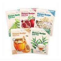 Secret Key Nature Recipe Mask Pack, Тканевая маска с алое