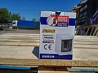 Щиток Horoz Electric на 2 модуля накладной Fuse Box-S/2
