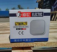 Выключатель Horoz Electric накладной одноклавишный EVA