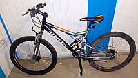 Спортивный велосипед 26 дюймов Azimut-CROSSER Scorpion серо-черный***