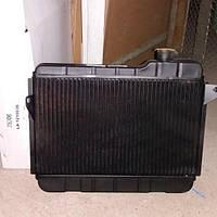 Радиатор охлаждения водяной ВАЗ 2106 медный 2-х рядный