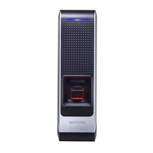 BioEntry W — уличная биометрическая система (отпечаток пальца + RFID Mifare/Desfire 13.56 MHz)