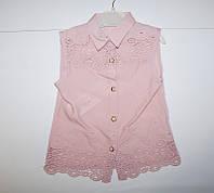 Блузка для девочек от 2 до 5 лет.