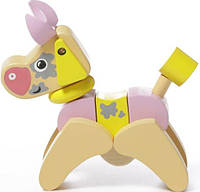 Игрушка «Коровка-акробат»