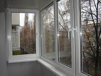 Металлопластиковые окна, двери, балконные рамы и тд.
