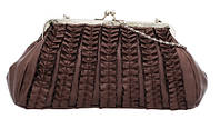 Сумка-клатч кожзам Axel David А41,000583 бронза