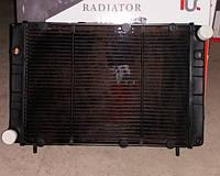 Радиатор охлаждения водяной ГАЗ Волга 3110, 31005 медный 3-х рядный