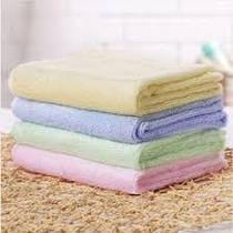 Чалма-полотенце для волос бамбуковое