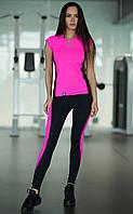 Designed For Fitness. Спортивная одежда Pink T-shirt