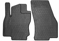 Резиновые передние коврики для Volkswagen Tiguan II 2016- (STINGRAY)