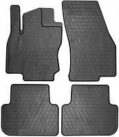 Резиновые коврики для Volkswagen Tiguan II 2016- (STINGRAY)