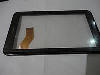Сенсор, тачскрин  для планшета irbis tx18 fm710301ka б.у. оригинал в рамке с пленкой