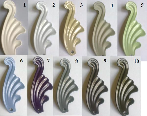 Выкраски и материалы  для Металл Дизайн