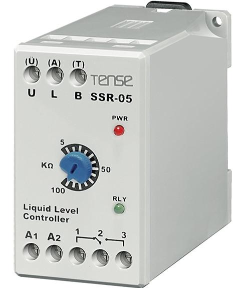Уровень води - реле контроля уровня  с регулировкой датчиков производства TENSE