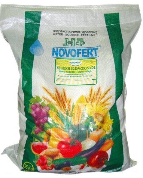 Удобрение Корневин 25 кг, Новоферт