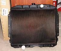 Радиатор охлаждения водяной ГАЗ 3307 медный 3-х рядный