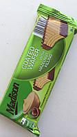 Вафля Madison глазированная шоколадом с начинкой из лесных орехов Германия 36г