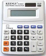 Калькулятор Keenly KK-800A-1, D-8