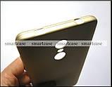 Мягкий золотой Soft TPU чехол бампер для Xiaomi Note 4x, Note 4 Global, фото 5