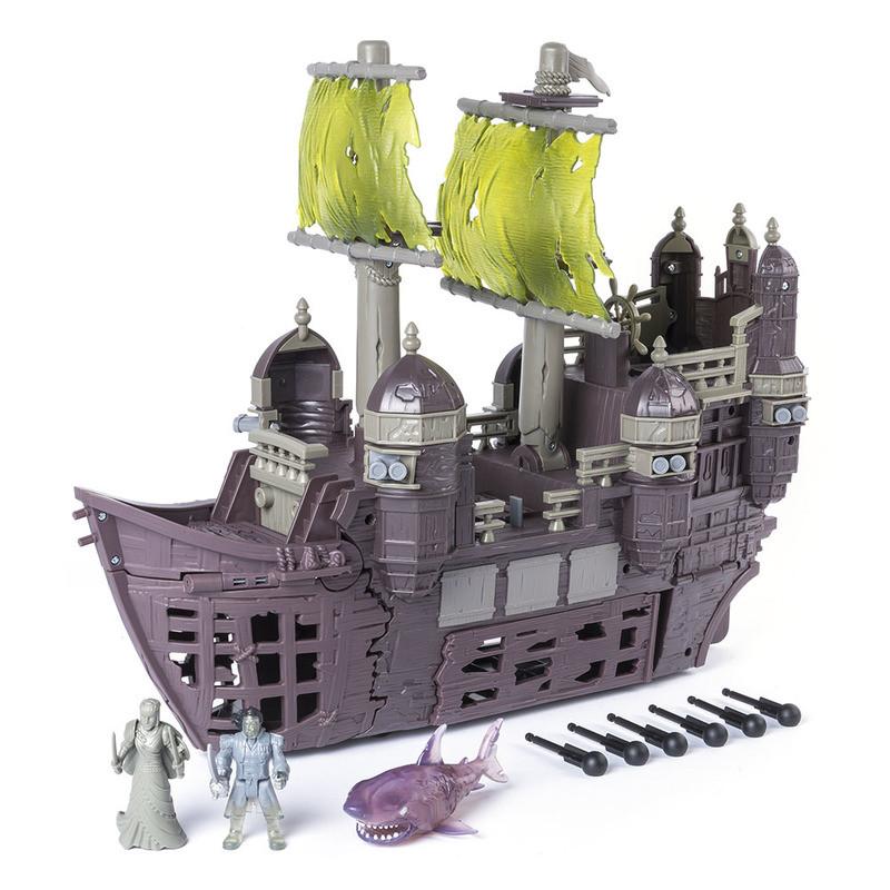 Пираты Карибского моря! Корабль-Призрак! Скидки!