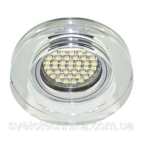 Встраиваемый светильник Feron 8080 прозрачный