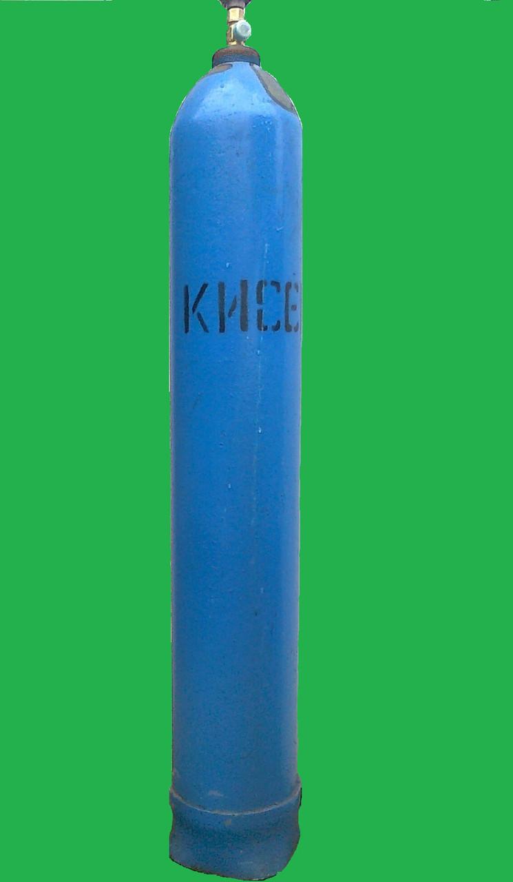 Кислородный баллон 40л (поверенный)