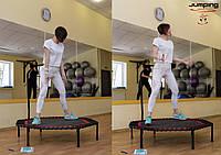 Обучение инструкторов по фитнесу на батутах (jumping).