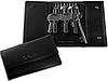 Ключница кожаная Carlton Артикул: 801J705;01 черный