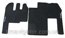 Коврик салона RVI Magnum чёрный