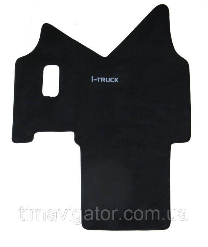 Коврик салона средний Iveco Stralis 02-13 чёрный