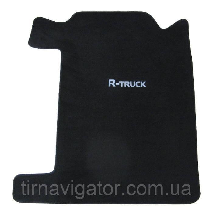 Коврик салона средний RVI Premium чёрный